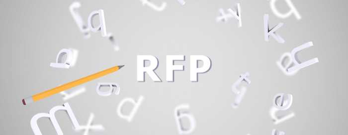 How to create a request for proposal (RFP) to send to software vendors